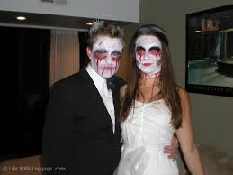 zombie groom makeup mugeek vidalondon