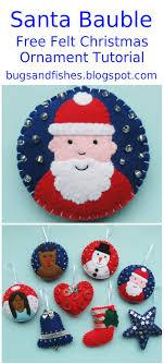 the 25 best santa ornaments ideas on