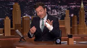qalo wedding bands how jimmy fallon s mangled finger became a thumbs up for qalo adweek