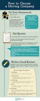 Moving Company Quotes Estimates by How To Choose A Moving Company Infographic Cento Family Moving