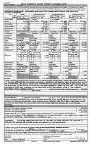 soil report sample rea example appraisal report sample multi family appraisal rea sample appraisal 3 family page 4