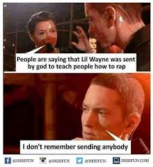 Funny Lil Wayne Memes - dopl3r com memes people are saying that lil wayne was sent by