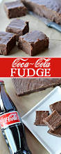a simple recipe for coca cola fudge candy pinterest
