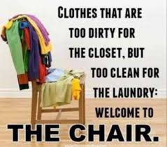 Dirty Laundry Meme - dopl3r com memes clothes that are too dirty for the closet but