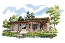 country cabin plans eplans low country house plan rustic sportsman cabin 1031