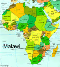 africa map malawi malawi and international charity africa malawi belarus