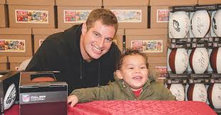 thanksgiving families blog brent celek u0027s take flight foundation