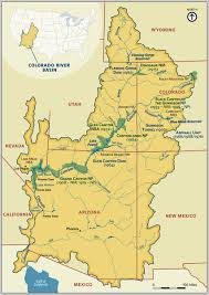 Map Of Colorado River by Colorado River Butte Creek Restoration Project