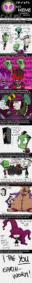 Invader Zim Memes - invader zim memes 28 images most important question ever zim or