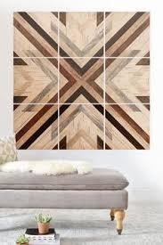mareike boehmer my favorite pattern 3 wood wall mural deny