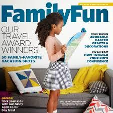 familyfun magazine youtube