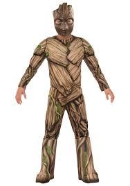 brown costume child deluxe groot costume