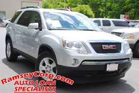 used 2009 gmc acadia for sale west milford nj