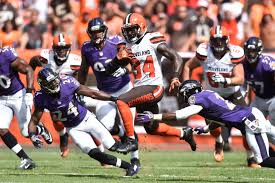 joe cool flacco rallies ravens to 25 20 win browns boston herald