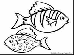 stunning sea fish coloring pages with coloring pages of fish