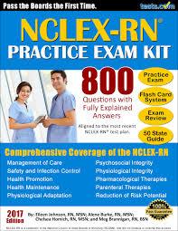 free nclex rn practice test
