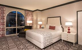 ooh la la paris las vegas hotel rooms get a snazzy makeover