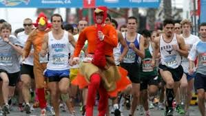 why you should run a 5k on thanksgiving cus