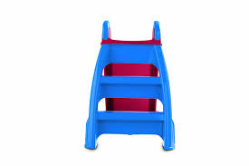 amazon com little tikes first slide red blue toys u0026 games