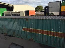 40ft high cube as is shipping containers for sale national