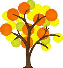 fall tree clipart 69