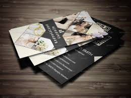 Business Card Wedding Industry Specific Print Design Templates