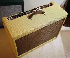 rod deluxe cabinet green eagle amps blackface ab763 1964 vibroverb reproduction