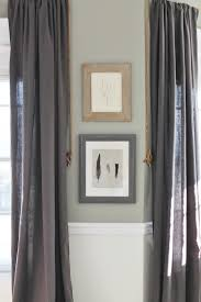 Crate And Barrel Curtain Rods by Curtains White Restoration Hardware Drapes With Silver Curtain