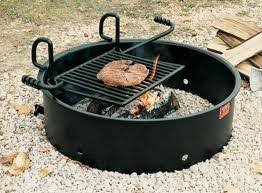Firepit Ring Pit Rings Living In Style