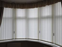 Ikea White Blind Blinds Cool Vertical Blinds In Bay Window Bay Window Shades Bay