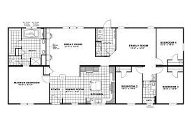 Oakwood Manufactured Homes Floor Plans Floorplan The Sunburst 30scl32684ah Oakwood Homes Of