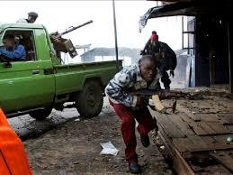 Second Liberian Civil War