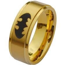 batman wedding band justtitanium coi tungsten carbide batman wedding band ring