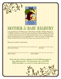 baby gift registry list beautiful wedding gift registry message pictures dress