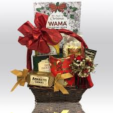 gift baskets christmas christmas gift baskets archives gifts azelegant gifts az