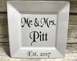 personalized ceramic plates ceramic plates etsy