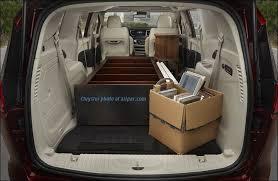 2017 chrysler pacifica minivans specifications rumors models