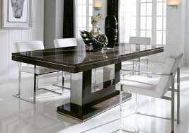 dining table in kitchen dining room modern contemporary kitchen igfusa org