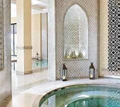 Spa Look Bathrooms - create a spa design in your bathroom