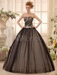 milanoo brautkleider fantastisches prom brautkleid mit herz ausschnitt und deko