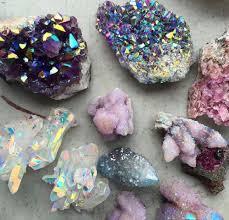 aura crystals spirit crystals tumblr