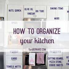 how to organize your kitchen cabinets top photo of how to organize your kitchen home organization how to