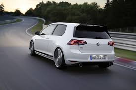 volkswagen models 2016 vw golf gti clubsport 2016 the most powerful gti yet by car