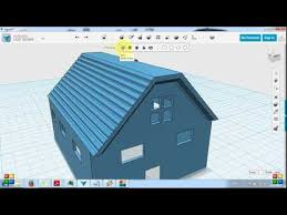 autodesk 123d modeling a simple house part 1 youtube