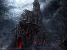 evil halloween background spooks wallpaper wallpapersafari