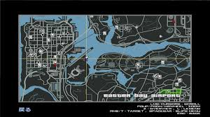 San Andreas Map Fast And Furious 6 Brazil Police Parking Garage Grand Theft Auto