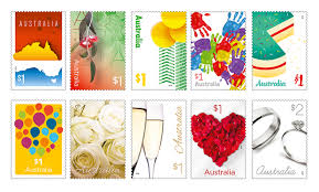 how many postage stamps wedding invitations event stationery