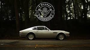 aston martin racing vintage this aston martin v8 is a shared experience for father and son
