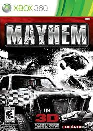 amazon mayhem 3d xbox 360 video games