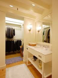 bathroom and closet designs bath closet houzz